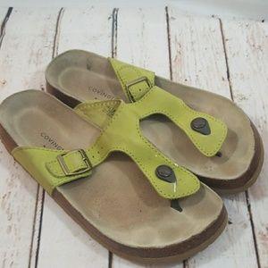 Covington thong slip on sandals like Birkenstock 7